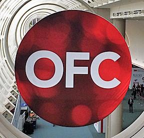 美国OFC聚焦光学连接技术