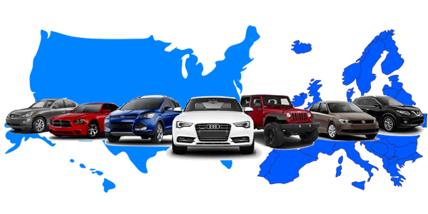 欧洲和美国汽车连接器标准的差异在哪里?
