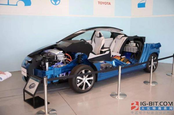 氢能电动车