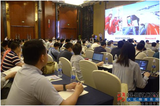 第十二届(深圳)新能源汽车核心电源技术研讨会成功举办