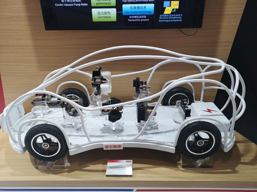 汽车零部件企业都在向电气化转型 轴承企业在做什么?