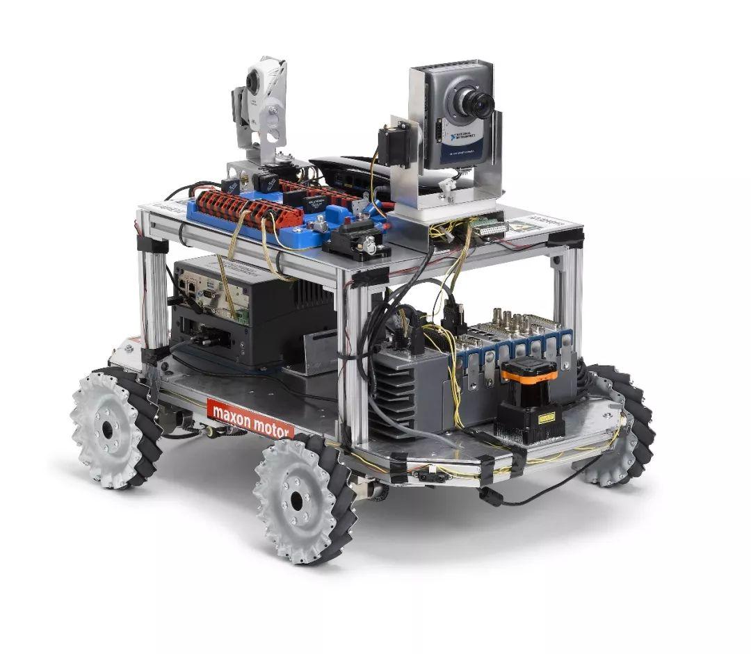 机器人的电机控制原理