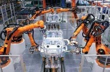华中数控积极抢占机器人零部件市场