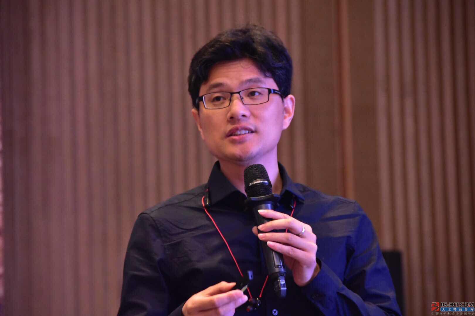 華潤矽威科技(上海)有限公司的系統應用總監吳泉清