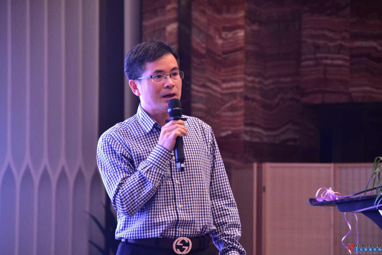 昕諾飛(中國)投資有限公司亞太區標準和法規的首席專家黃峰