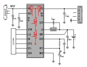 矽力杰-可移动设备电池充放电解决方案