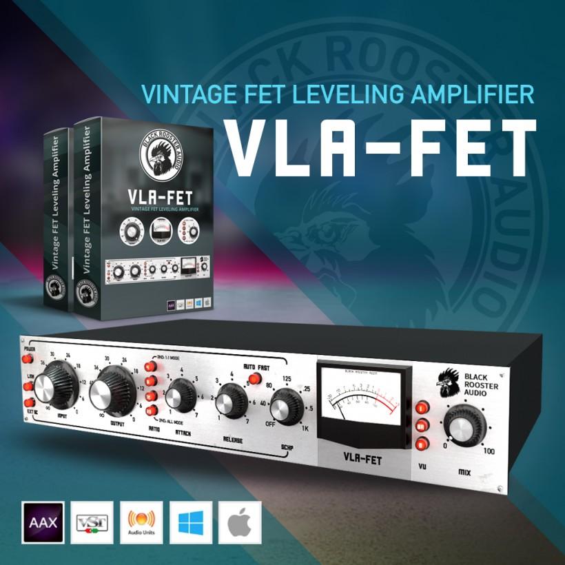 Black Rooster Audio基于元件电路仿真方式捕捉声音和感觉