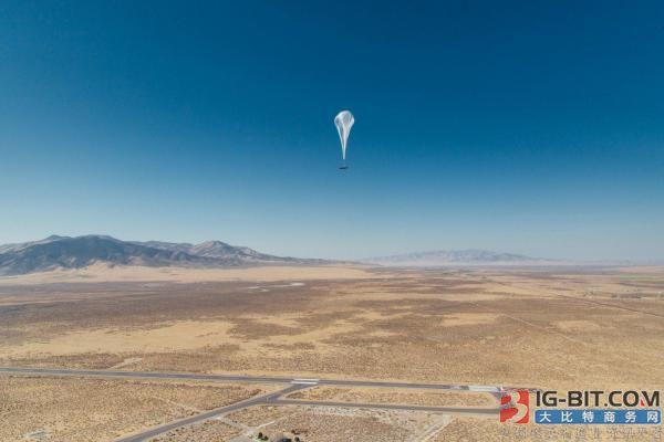 Alphabet 的互联网气球到非洲肯尼亚