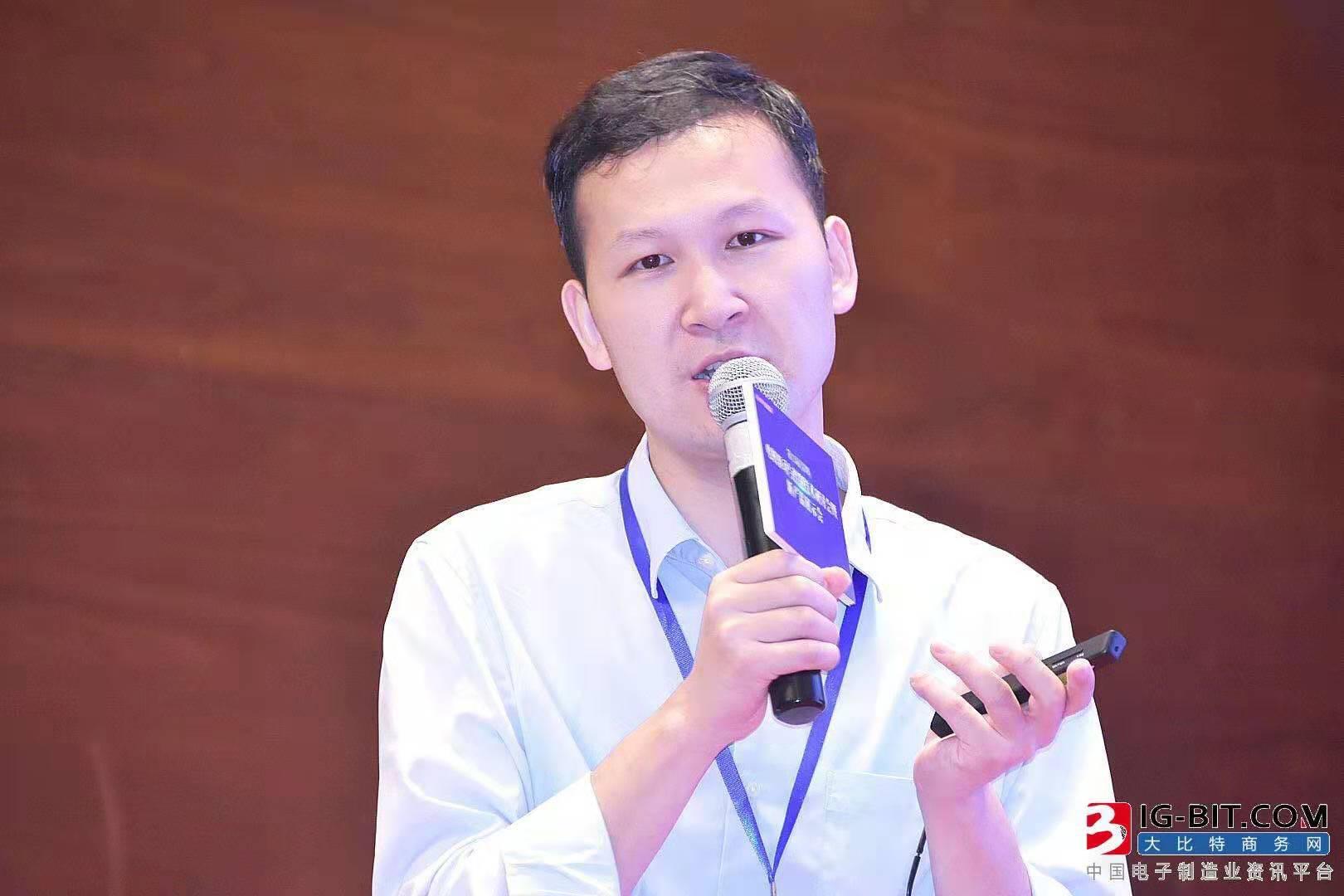 东芝电子分立器件战略策划部副经理井泉
