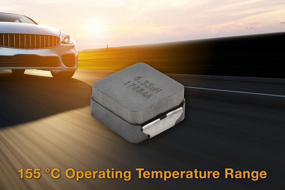 汽车磁件高要求   Vishay今年已多次推出汽车级电感器