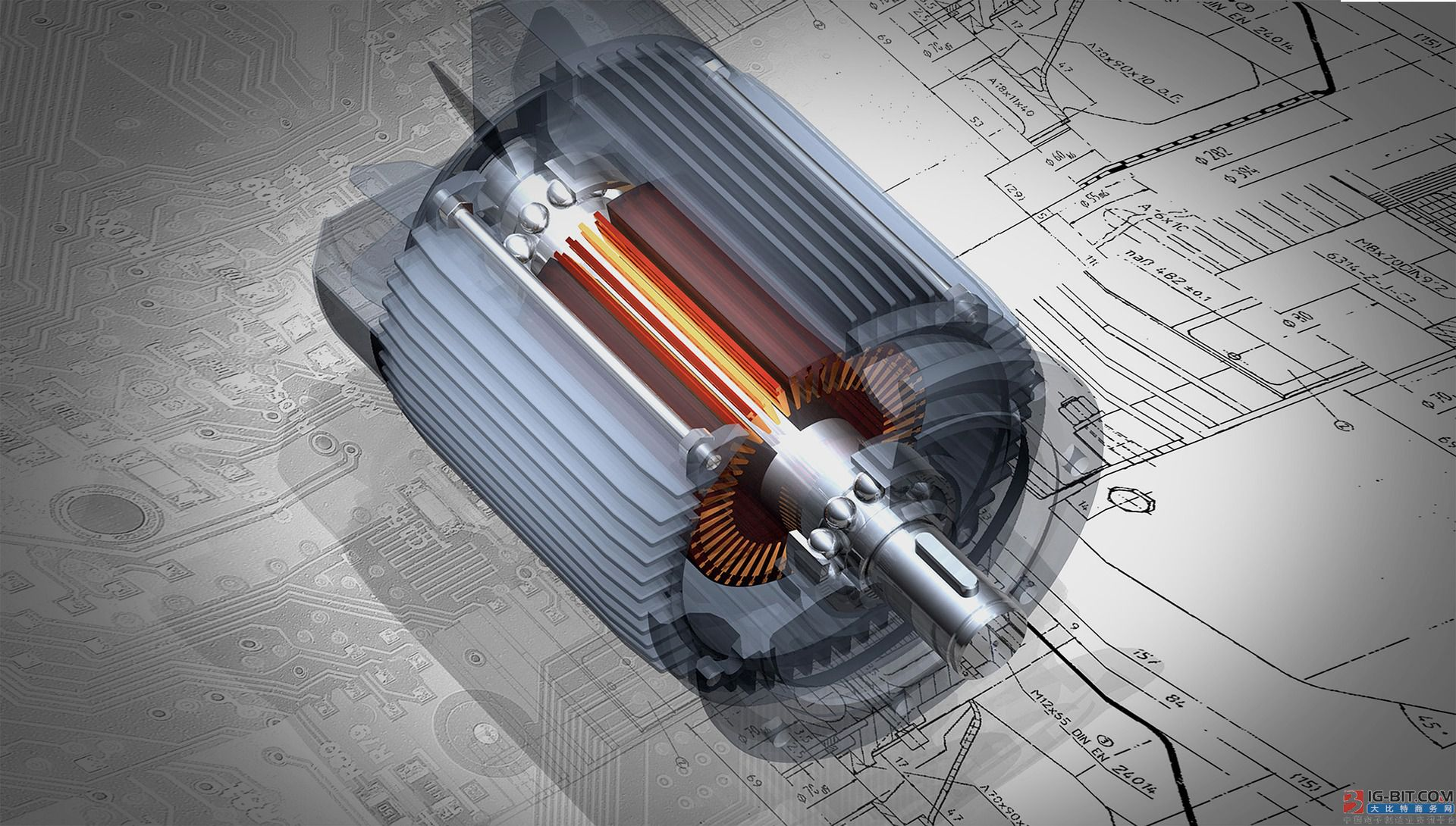 電機零部件加工中控制應力的措施
