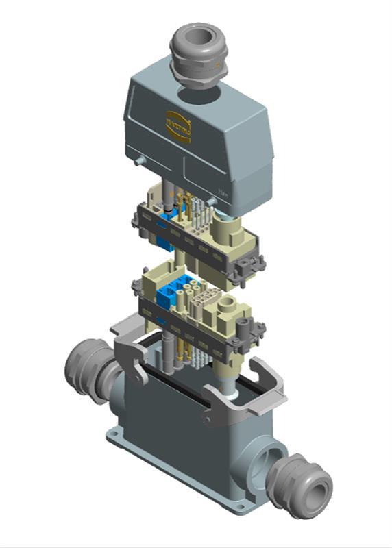 连接器如何解决电子产品的速度、密度和连接性压力?