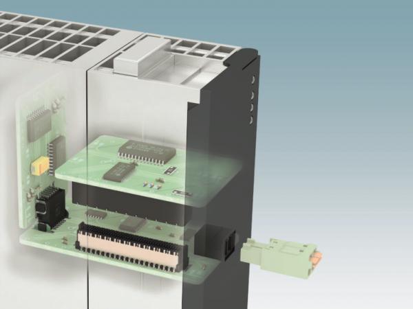 工業市場的Robust板到板連接器