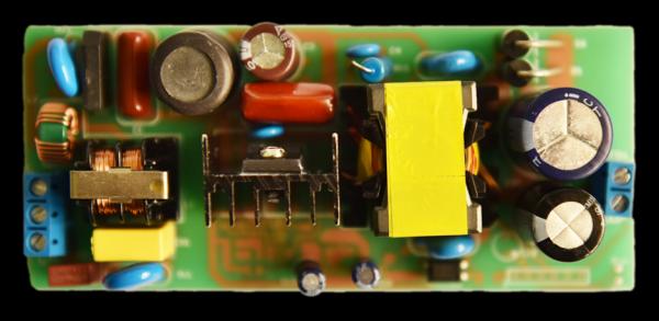 0-10V调光方案