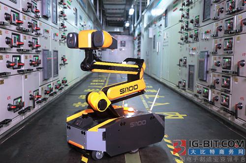 億嘉和多款機器人盛裝亮相2019世界機器人大會