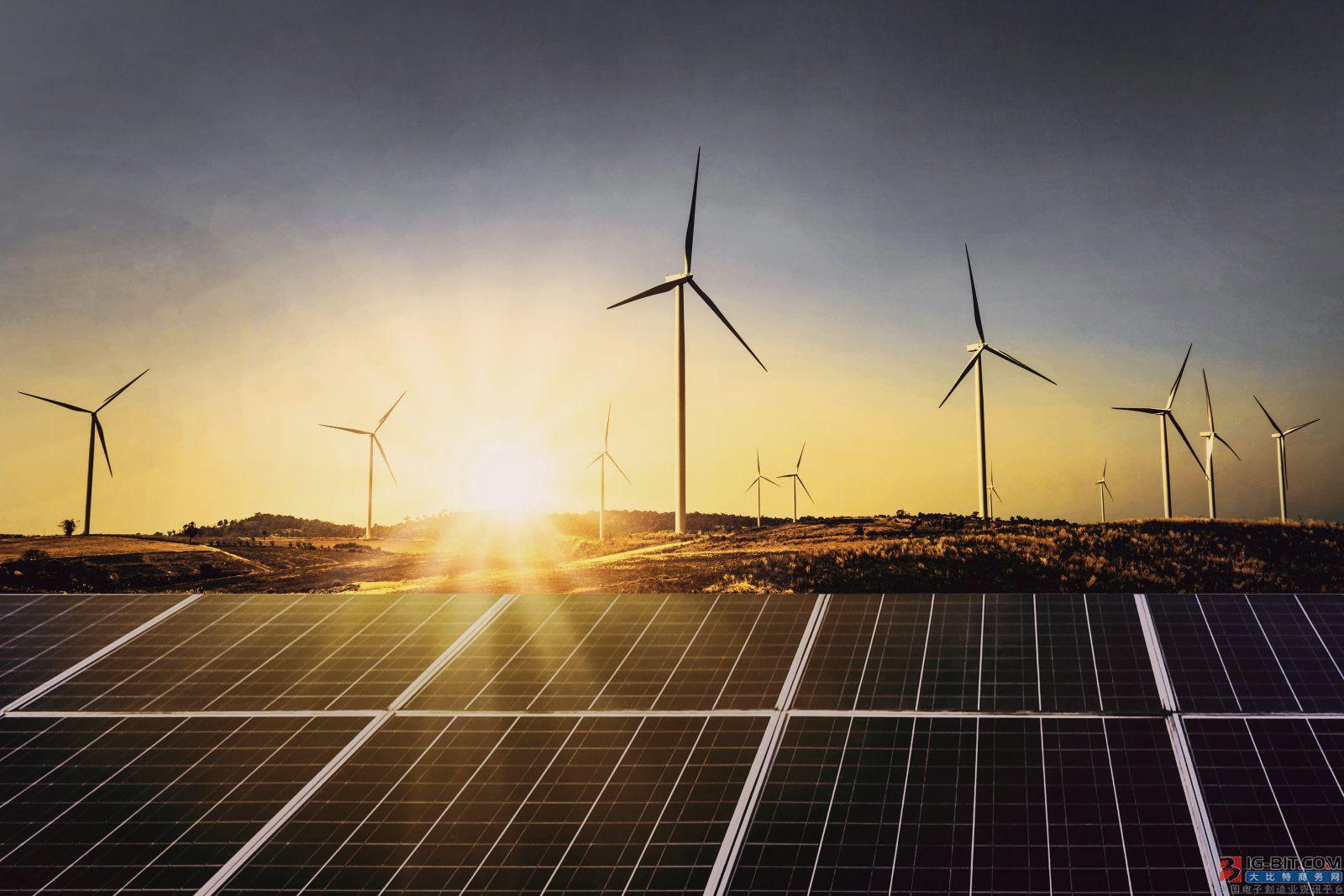 2010-2019全球可再生能源投資達2.6萬億美元