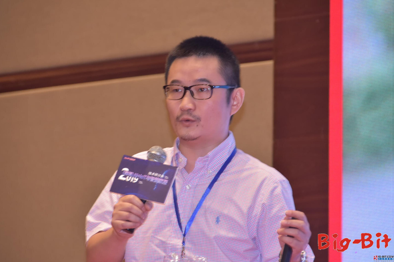 Silicon Labs/深圳市世强先进科技的华南区销售经理何坤