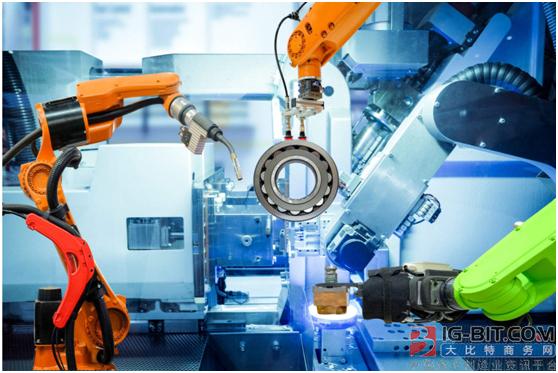 我国工业机器人银河国际官网市场连续6年居首 利好长盈精密等连接器企业