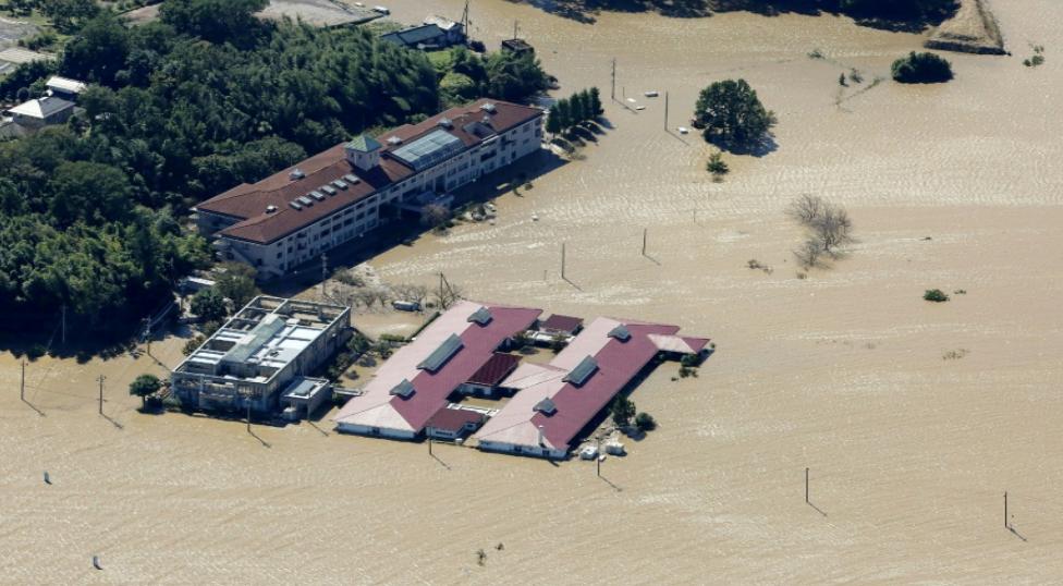哈吉贝台风重创日本  太阳诱电、村田短期生产受到影响
