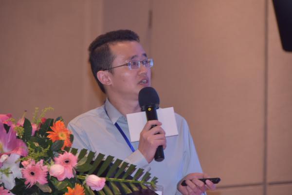 艾華集團高級工程師徐勛安