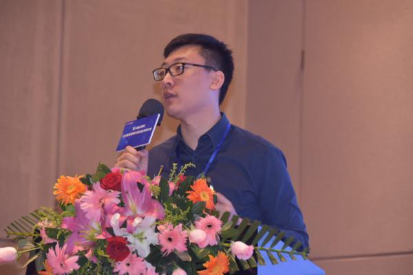 晶豐明源華南區域經理郭天