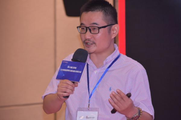 Silicon Labs/深圳市世強先進科技中國華南區銷售經理何坤