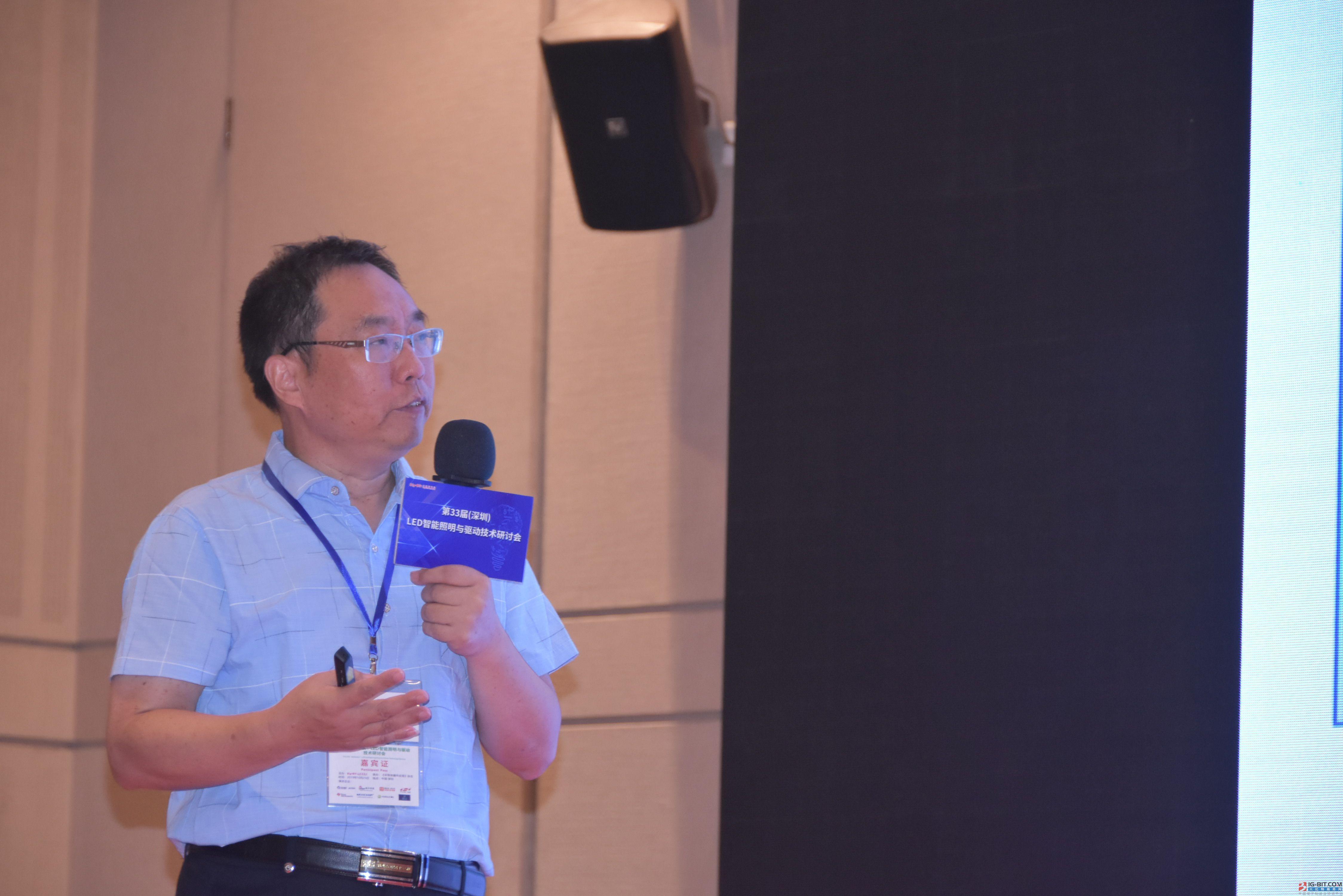清华大学深圳国际研究生院主任钱可元