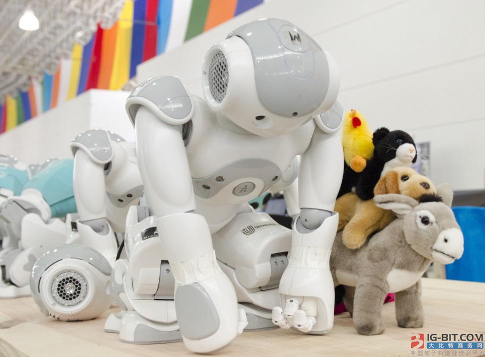 谈谈工业机器人