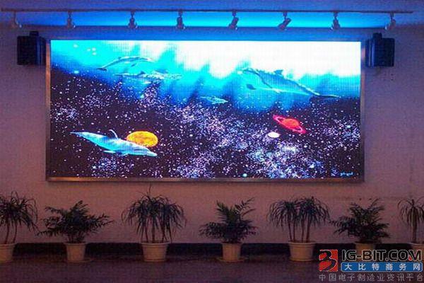 美國顯示屏大廠達科電子投資Micro LED巨量轉移技術