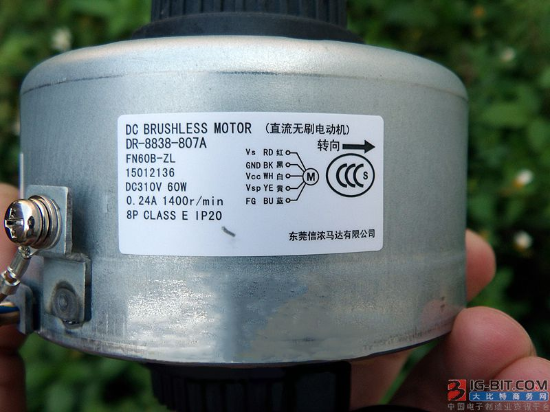 日本信浓电机拆机图解:集高效与实用于一身