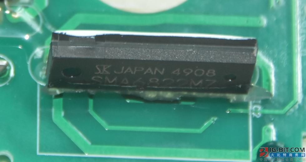 SK JAPAN 的4908 SMA6822MZ 高电压三相无刷电机驱动器