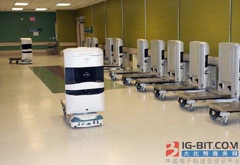 华为手机1号员工创业,智蕙林在服务机器人方面有何探索?