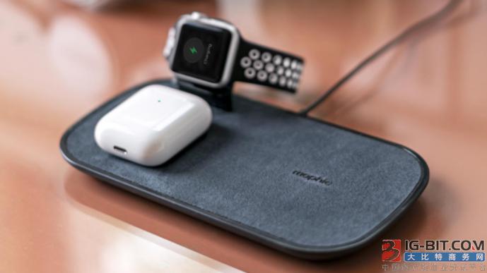 2020年手机配件之选——mophie无线充电板