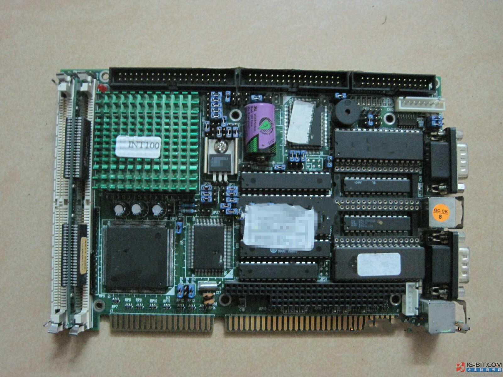 杰和IBC-361工控主板助力无接触配送方案