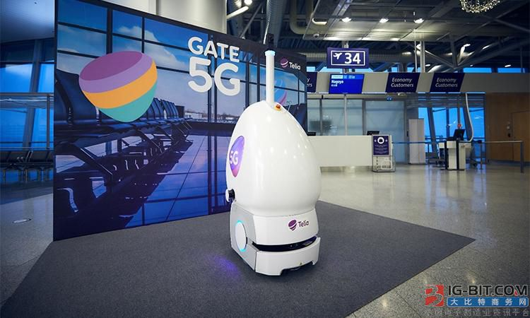 高新兴联手中国电信 打造5G机器人示范应用