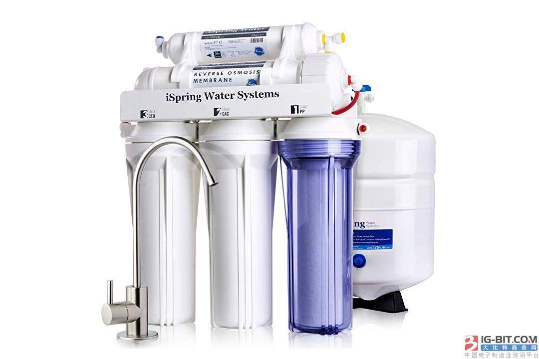 净水器需求旺盛 市场零售份额攀升