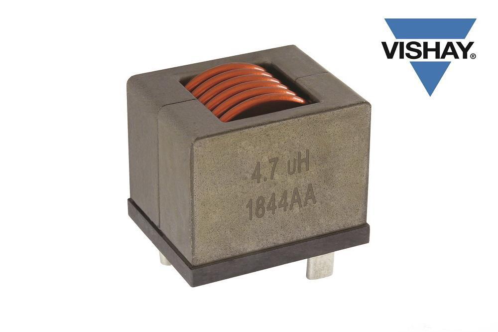 Vishay推出的新款汽車級IHDM電感器具有出色的感值及飽和穩定性