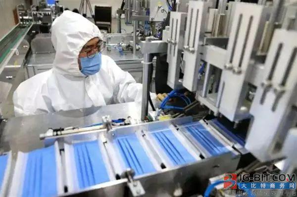 口罩机用上国产2核CPU+FPGA芯片 生产率大增