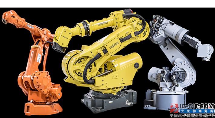 斯坦德機器人:未來工業機器人的五大趨勢