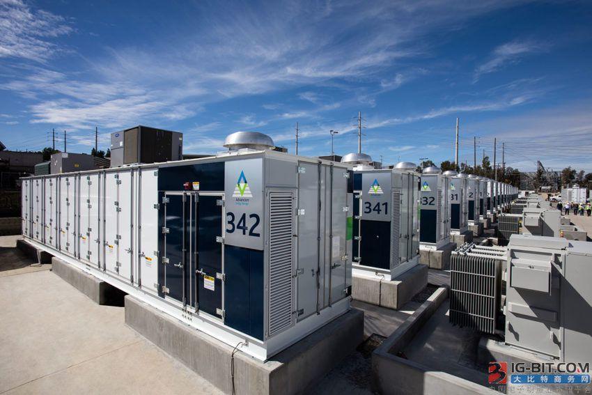 道达尔拟建德国最大电池储能项目
