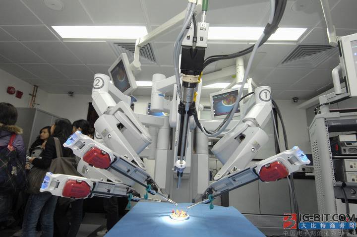 群雄争霸手术机器人市场