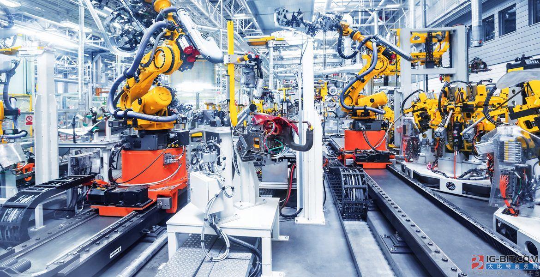 ABB 2019年机器人与离散自动化业务下降11%