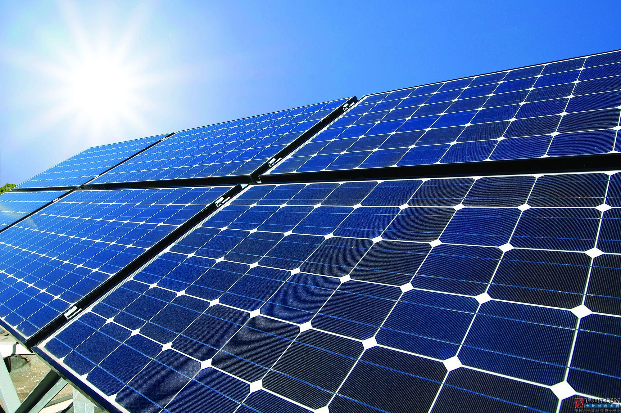智利最低电价光伏电站并网发电