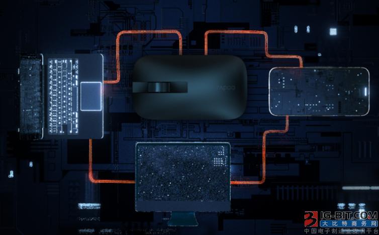 无线充电解决续航短板!雷柏旗舰VT950Q双模游戏鼠标体验
