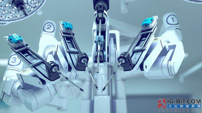 """""""智能远程医疗机器人平台""""从概念走到现实"""