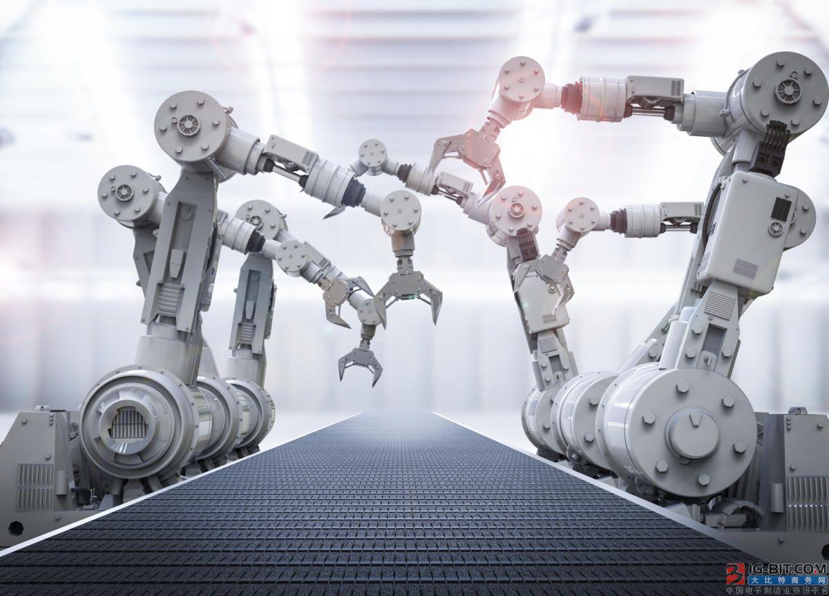 機器人助力復工復產 市場增長或呈現獨特趨勢