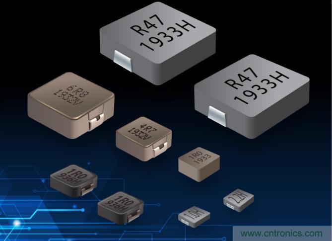 Bourns推出九个新的大电流屏蔽电感系列