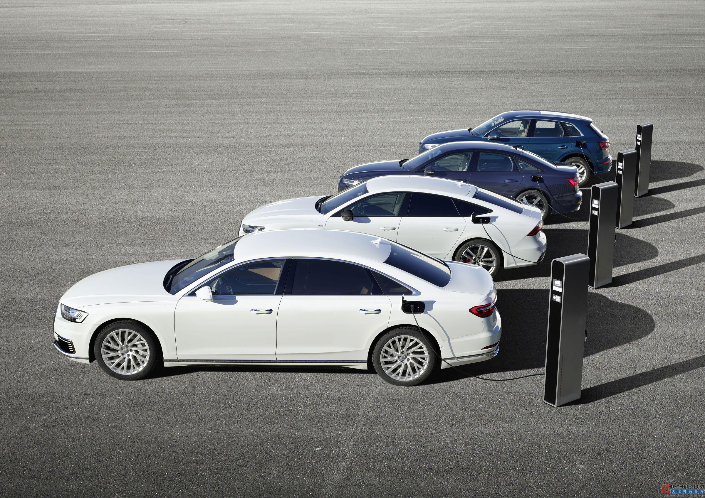 汽车电气化:英飞凌做好准备迎接轻度混合动力汽车的强劲增长