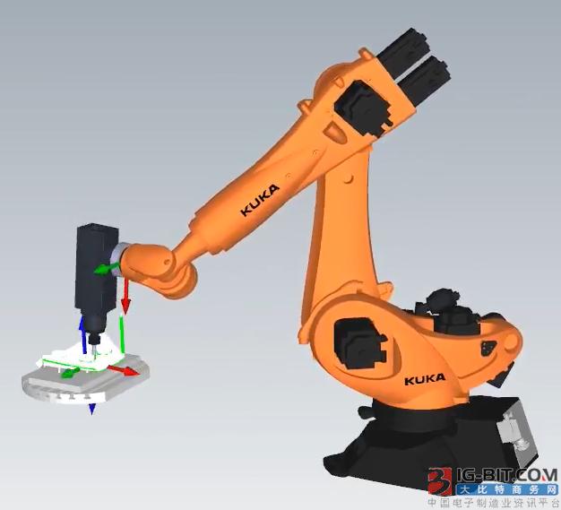 200亿潜在需求,智能钢筋加工机器人蓄势待发