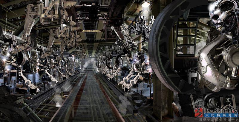 ABB全球最大机器人超级工厂建设全面复工 预计2021年投运